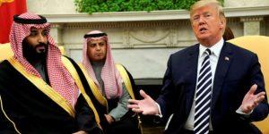ترامب يعلن أن ولي العهد لا يعلم بما حدث في القنصلية