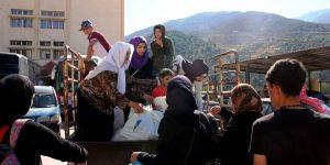 النظام السوري منع النازحين السوريين من العودة إلى بيوتهم