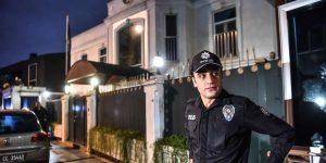 تفتيش منزل القنصل السعودي باسطنبول