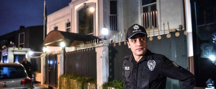 القوات التركية تسعى إلى تفتيش منزل القنصل السعودي باسطنبول