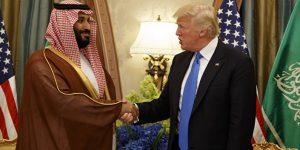 ترامب يؤكد على أهمية السعودية كحليف في الشرق الأوسط