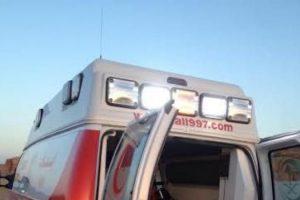 وفاة معلمة وإصابة أخرى بحادث في النعيرية
