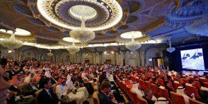 المؤتمر الاستثماري السعودي ينطلق بقوة رغم أزمة خاشقجي