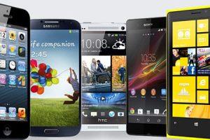 تراجع مبيعات الهواتف المحمولة