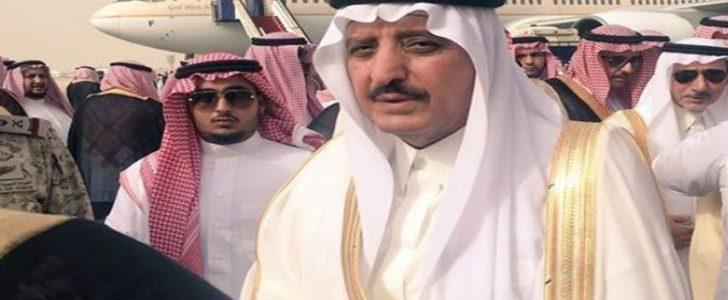 عودة الامير السعودي احمد بن عبد العزيز إلى المملكة في ظهور خاص