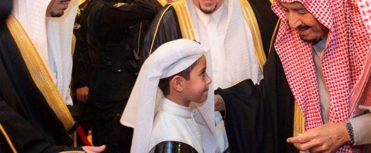 زيارة خادم الحرمين الشريفين للأسياح وبهجة وخير للسعوديين