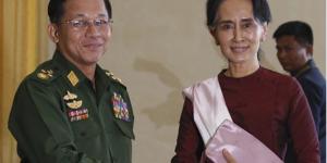 """منظمة العفو الدولية تسحب جائزة حقوق الإنسان """"سفير الضمير"""" من زعيمة ميانمار"""