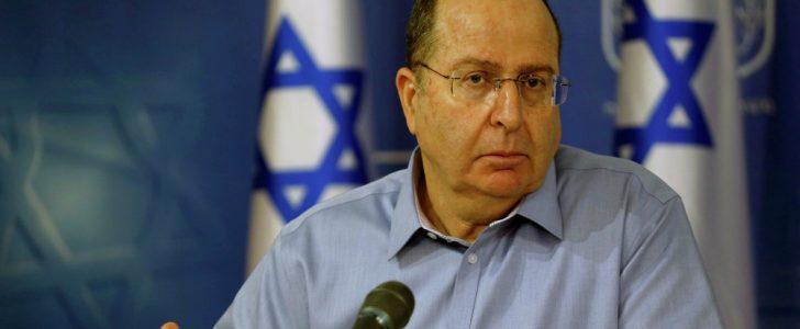 احتجاج وزير الدفاع الإسرائيلي علي قرار وقف إطلاق النار وتقديم استقالته نهائيا