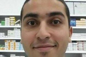 زيارة وزيرة الهجرة أسرة الصيدلي أحمد طه الذي قتل في جازان
