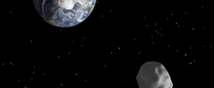 ناسا تعلن اختراق الارض اليوم بكويكب اكبر من الاهرامات