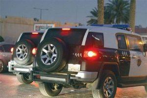 الإطاحة بسارقي السيارة اللكزس داخل الرياض