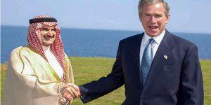 تغريدة من الوليد بن طلال لرثاء بوش الاب
